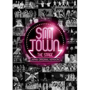 【DVD】SMTOWN THE STAGE-日本オリジナル版- コンプリートエディション