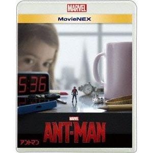 <BLU-R> アントマン MovieNEX ブルーレイ+DVDセット