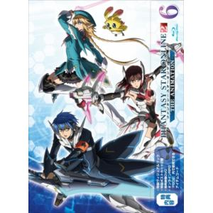 <BLU-R> ファンタシースターオンライン2 ジ アニメーション(6)(初回限定版)