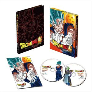 <BLU-R> ドラゴンボール超 Blu-ray BOX6