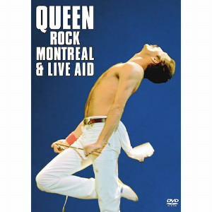 <DVD> クイーン / 伝説の証?ロック・モントリオール1981&ライヴ・エイド1985