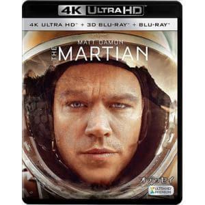 <4K ULTRA HD> オデッセイ(4K ULTRA HD+3Dブルーレイ+ブルーレイ)