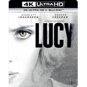 <4K ULTRA HD> LUCY/ルーシー(4K ULTRA HD+ブルーレイ)