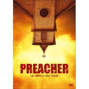 【DVD】 PREACHER プリーチャー シーズン1 DVD コンプリート BOX(初回生産限定版)