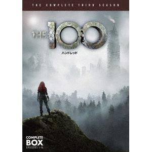 【DVD】 THE 100/ハンドレッド【サード・シーズン】コンプリート・ボックス
