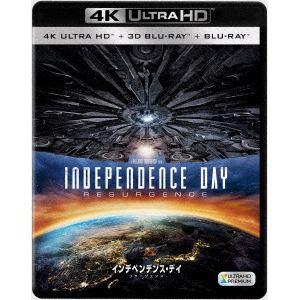 【4K ULTRA HD】インデペンデンス・デイ:リサージェンス(4K ULTRA HD+3Dブルーレイ+ブルーレイ)