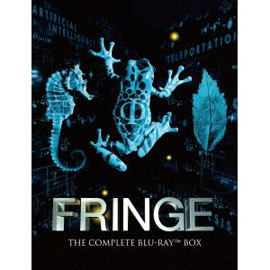 【BLU-R】FRINGE/フリンジ [シーズン1-5] ブルーレイ全巻セット