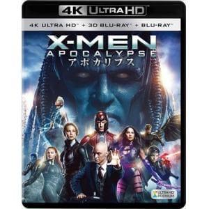【4K ULTRA HD】X-MEN:アポカリプス(4K ULTRA HD+3Dブルーレイ+ブルーレイ)