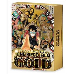 <DVD> ONE PIECE FILM GOLD GOLDEN LIMTED EDITION(初回限定盤)