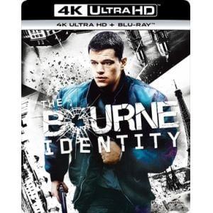 <4K ULTRA HD> ボーン・アイデンティティー(4K ULTRA HD+ブルーレイ)