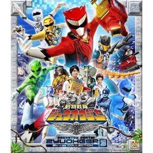 <BLU-R> スーパー戦隊シリーズ 動物戦隊ジュウオウジャー Blu-ray COLLECTION 3