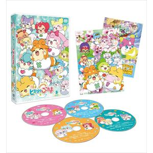 <DVD> かみさまみならい ヒミツのここたま DVD-BOX vol.3