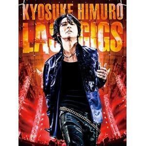 <DVD> 氷室京介 / KYOSUKE HIMURO LAST GIGS(通常盤)