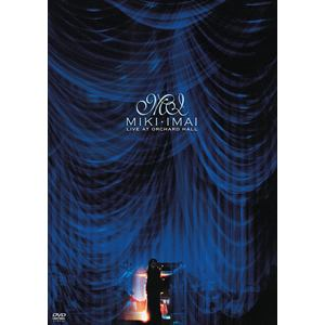 <DVD> 今井美樹 / MIKI IMAI LIVE AT ORCHARD HALL