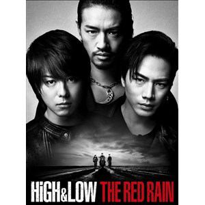 <BLU-R> HiGH & LOW THE RED RAIN(豪華版)