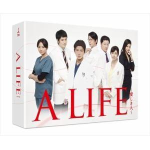 <BLU-R> A LIFE~愛しき人~ Blu-ray BOX
