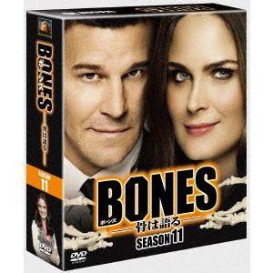 【DVD】BONES-骨は語る-シーズン11 SEASONSコンパクト・ボックス