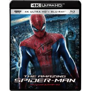 【4K ULTRA HD】アメイジング・スパイダーマン 4K ULTRA HD&ブルーレイセット(4K ULTRA HD+ブルーレイ)