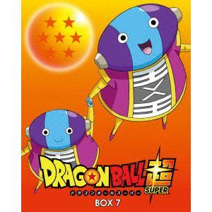 <BLU-R> ドラゴンボール超 Blu-ray BOX7
