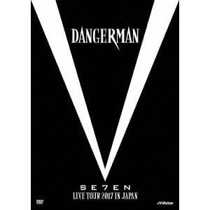 <DVD> SE7EN / SE7EN LIVE TOUR 2017 in Japan-Dangerman-(初回限定盤A)
