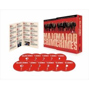 【DVD】 MAJOR CRIMES~重大犯罪課 【フィフス・シーズン】DVDコンプリート・ボックス