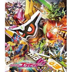 <BLU-R> 仮面ライダーエグゼイド Blu-ray COLLECTION 3