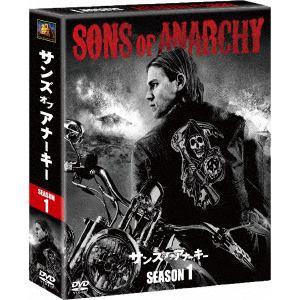 【DVD】 サンズ・オブ・アナーキー シーズン1【SEASONSコンパクト・ボックス】