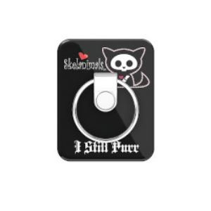 ビジョンネット BUSKCB BUNKER RING Skelanimals (5 Character) (Cat Black)