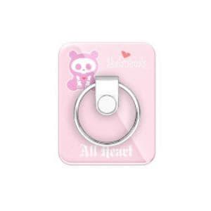 ビジョンネット BUSKPP BUNKER RING Skelanimals (5 Character) (Panda Pink)