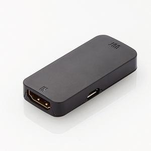 エレコム HDMI延長アダプタ(HDMI Repeter) AD-HDRP40