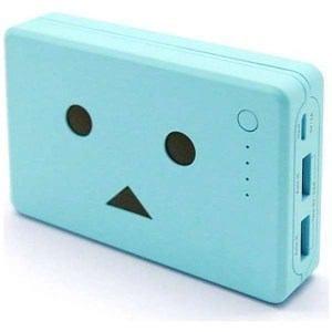 ティアールエイ CHE-066AJ タブレット/スマートフォン対応[micro USB/USB給電] USBモバイルバッテリー +micro USBケーブル 3.4A (10050mAh ・2ポート) DANBOARD あじさい