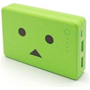 ティアールエイ CHE-066YO タブレット/スマートフォン対応[micro USB/USB給電] USBモバイルバッテリー +micro USBケーブル 3.4A (10050mAh ・2ポート) DANBOARD よつば