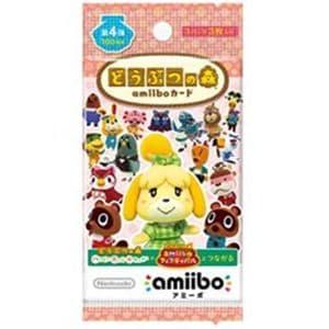 任天堂 NVL-E-MA3D どうぶつの森 amiiboカード 第4弾 Wii U/New3DS/New3DS LL