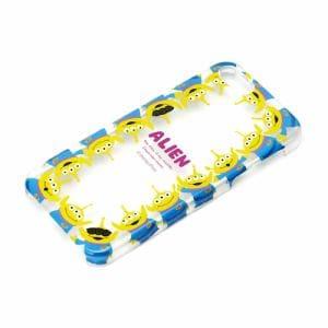 PGA PG-DCS075LGM iPhone SE/5s/5用 クリアケース エイリアン
