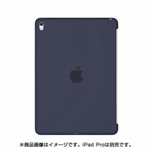 アップル(Apple) iPad Pro 9.7インチ シリコーンケース ミッドナイトブルー MM212FE/A