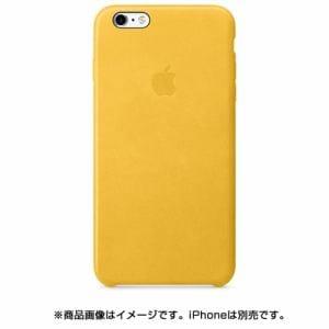 アップル(Apple) iPhone 6 Plus/iPhone 6s Plus レザーケース マリーゴールド MMM32FE/A