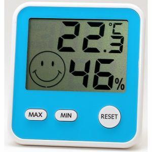 エンペックス TD-8416 おうちルームデジタルmidi温度・湿度計気象計