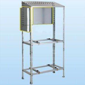 日晴金属 CE-RZJ-BPL クーラーキャッチャー C-RZJ-L・C-RZG-L用防雪パネル ZAM鋼板製