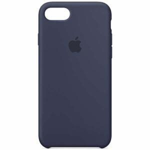 アップル(Apple) MMWK2FE/A iPhone 7用 シリコーンケース ミッドナイトブルー