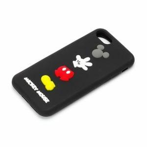 PGA PG-DCS143MKY iPhone 7用 シリコンケース/ミッキーマウス