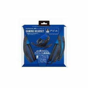 アイレックス  Gaming Headset (オーバーイヤータイプ) PS4用  ILX4P180