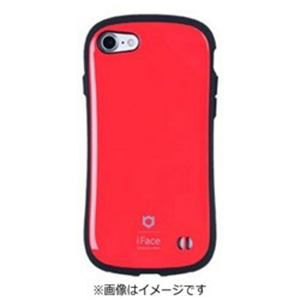 HAMEE iPhone 7用 iface First Classケース レッド