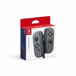 任天堂 Joy-Con(L)/(R) グレー HAC-A-JAAAA  Nintendo Switch