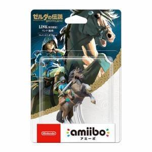 amiibo リンク(騎乗)【ブレス オブ ザ ワイルド】(ゼルダの伝説シリーズ) NVL-C-AKAL