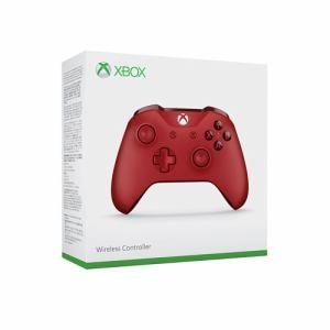 日本マイクロソフト Xbox ワイヤレス コントローラー (レッド) WL3-00029
