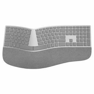 マイクロソフト 3RA-00021 Surface Ergonomic キーボード 英字キー配列(シルバー)