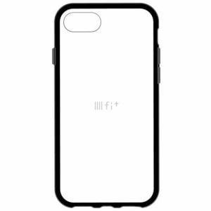 グルマンディーズ IFT-01WH イーフィット iPhone7/6s/6対応ケース ホワイト