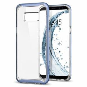 spigen sgp(シュピゲン エスピージー) 565CS21605 Galaxy S8 Neo Hybrid クリスタルコーラルブルー