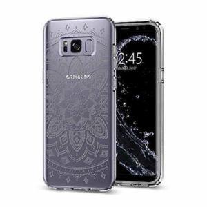 spigen sgp(シュピゲン エスピージー) 571CS21666 Galaxy S8+ Liquid Crystal シャインクリアー