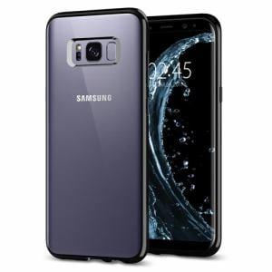 spigen sgp(シュピゲン エスピージー) 571CS21682 Galaxy S8+ Ultra Hybrid ジェットブラック